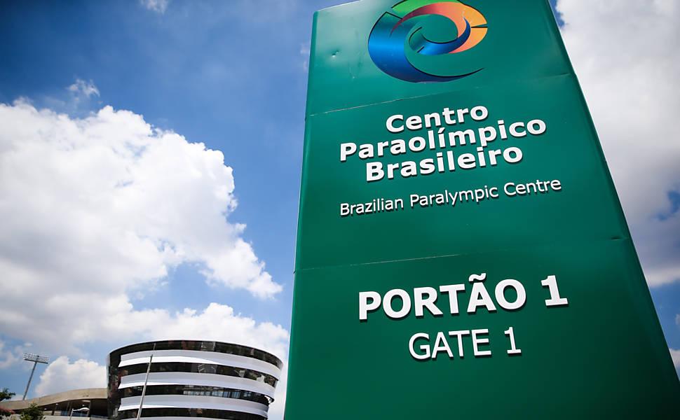 paradesporto no brasil