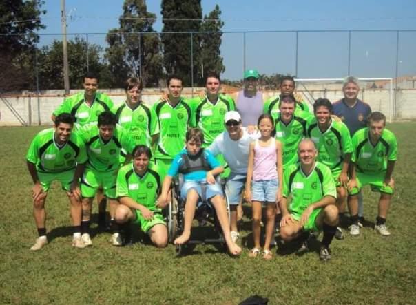 Eu e o Futebol, Amigos do Mu