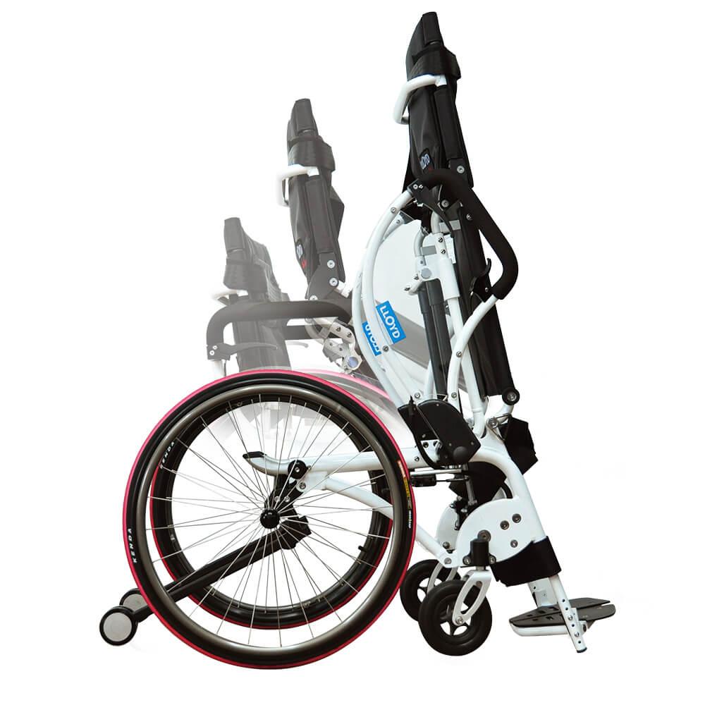 Cadeiras de rodas com elevação automática