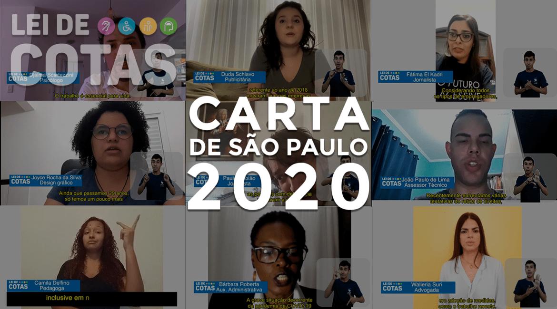Carta de São Paulo 2020