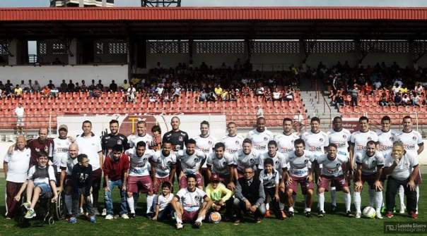 Eu e o Futebol - Equipe do Juventus