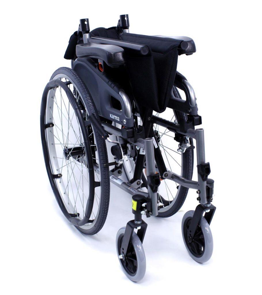 Cadeiras de Rodas - Dobráveis em X