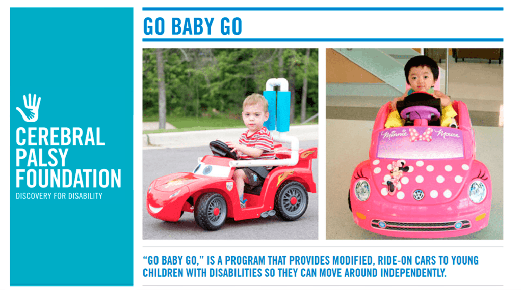 mobilidade independente _ go baby go