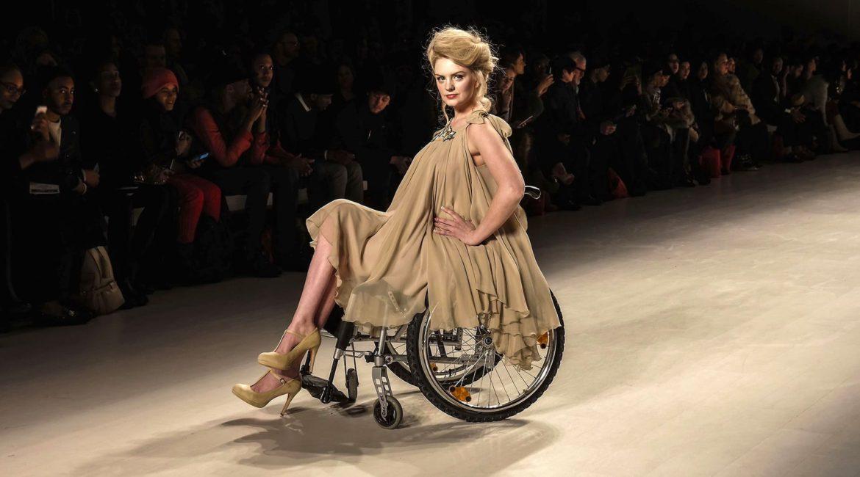 Alta-costura na moda inclusiva