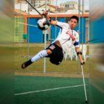 Rogerinho R9: o Astro do Futebol de Amputados