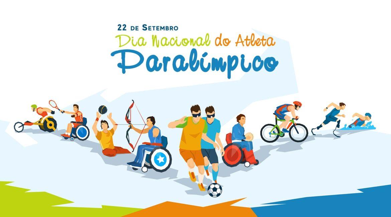 Dia Nacional do Atleta Paralímpico 2020