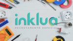 Foto com logo Inklua para 5 Vagas de Eletricista para PcD