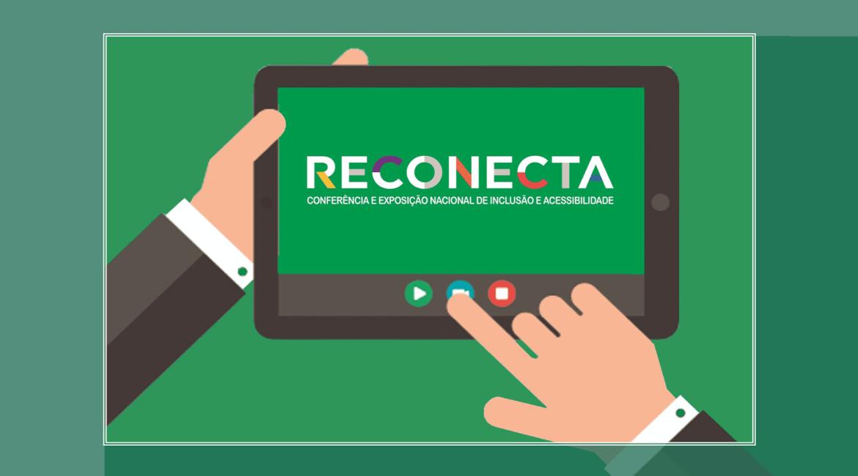 Reconecta 2020 será on-line