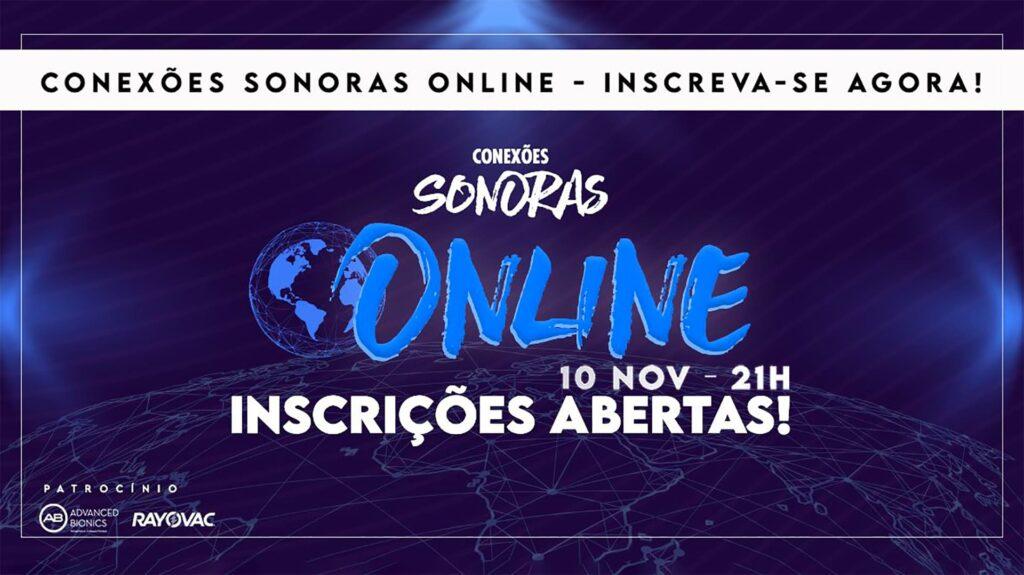 Conexões Sonoras Online 2020