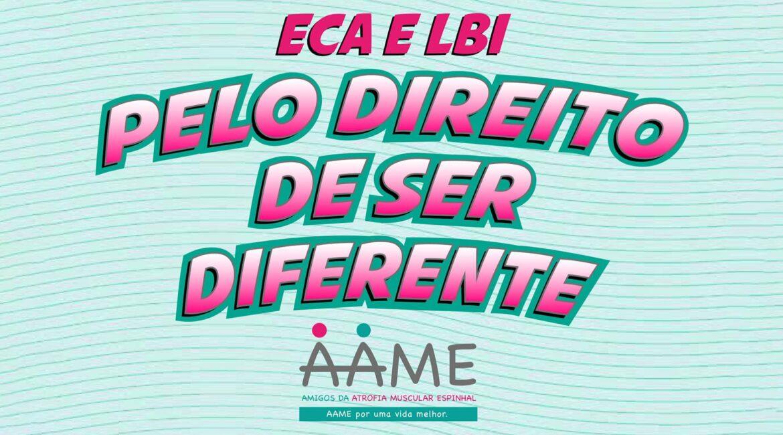 HQ ECA e LBI: Pelo direito de ser diferente