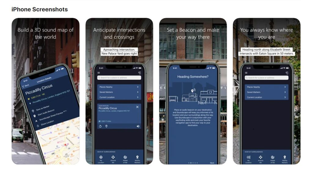 Microsoft lança apps para cegos em português