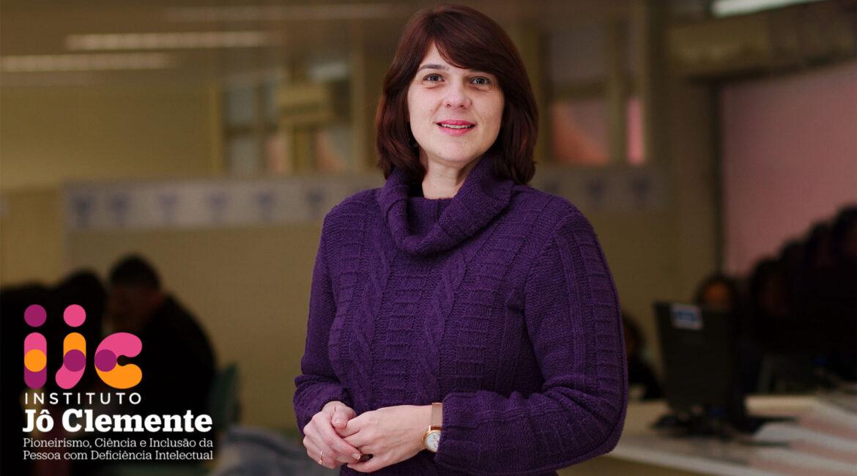 Daniela Machado Mendes é superintendente-geral do Instituto Jô Clemente, sobre o Dia Internacional da PcD 2020