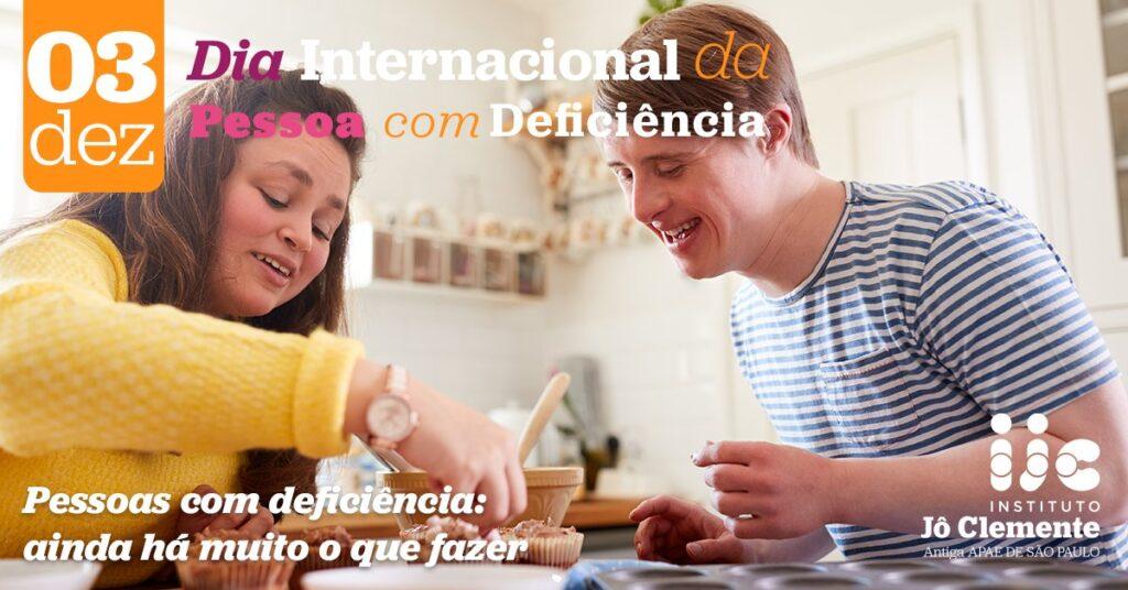 Dia Internacional da PcD 2020