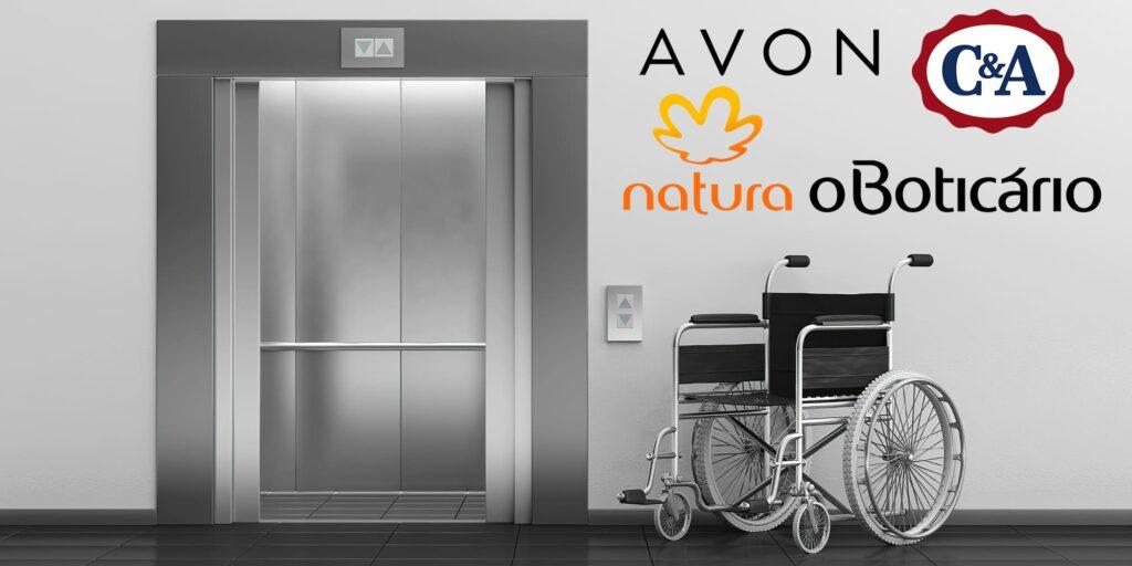 Avon, C&A, Natura, o Boticário