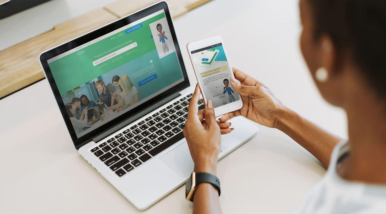 VAGAS.com abraça acessibilidade em Libras