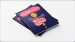 """Capa provisória do livro Sam e Sofia: A chave destra - ilustrando """"Comunidade Surda do Brasil ganha HQ"""""""