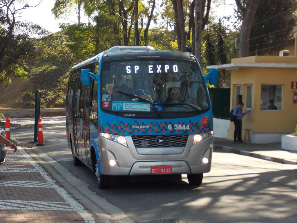 Acessibilidade no Transporte Público de SP