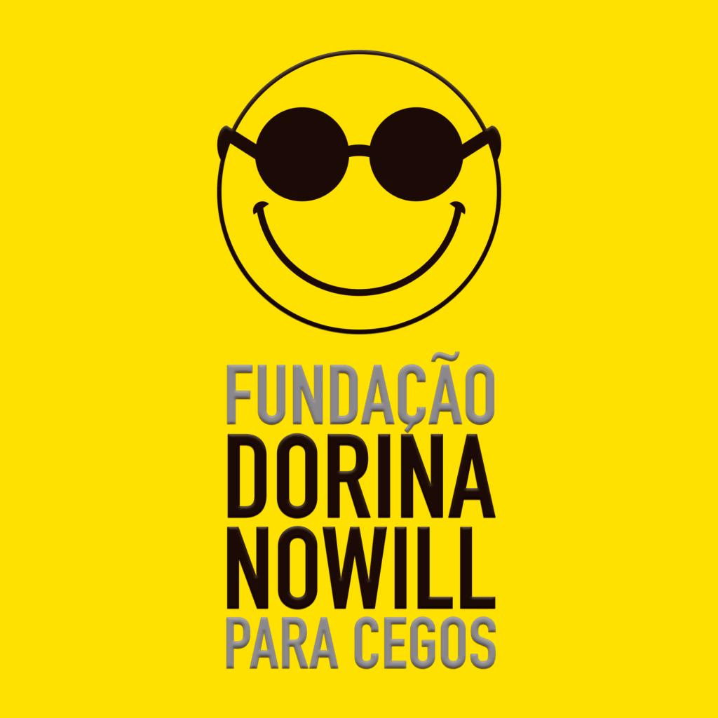 Logo da Fundação Dorina Nowill para o texto Qualificação profissional para cegos e pessoas com deficiência visual
