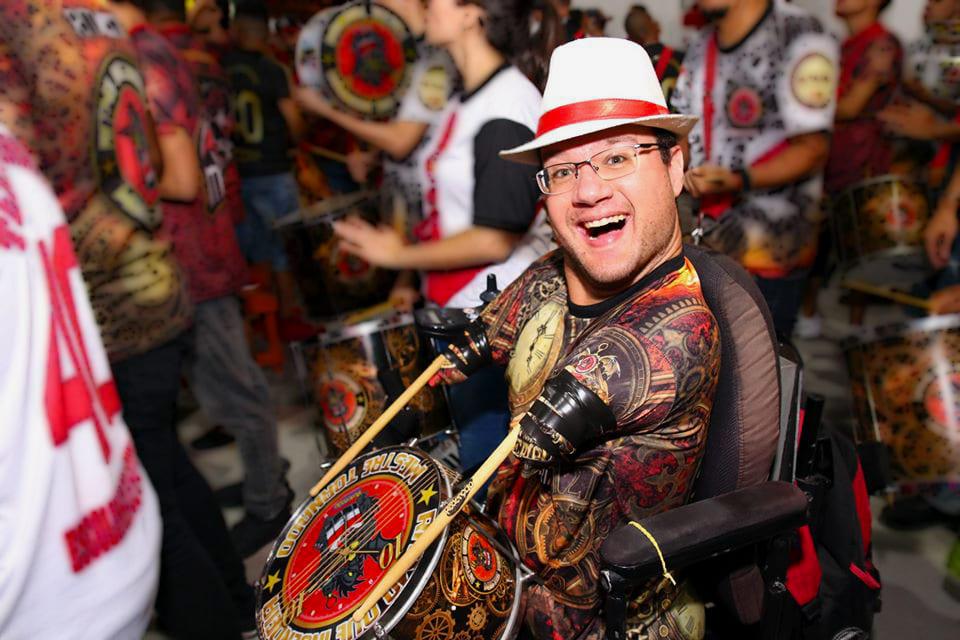 Marcos Rossi, bateria