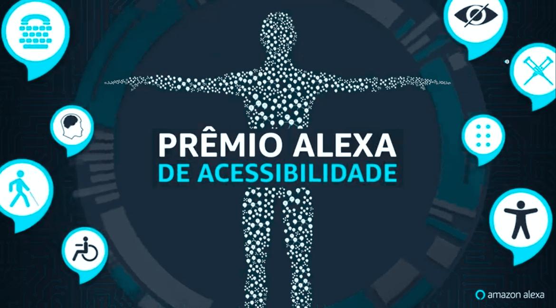 Banner do Prêmio Alexa de Acessibilidade revela os 10 finalistas