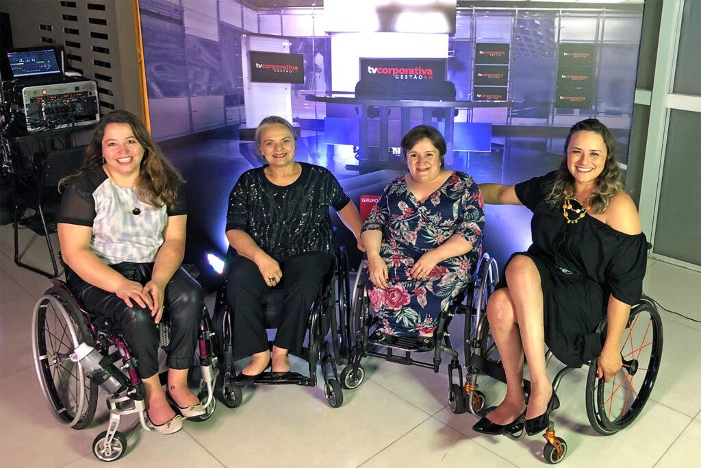 Mulheres da Talento Incluir, ilustram o Dia Internacional da Mulher 2021