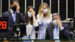 Deputados no plenário - PL da visão monocular vai à sanção do Presidente