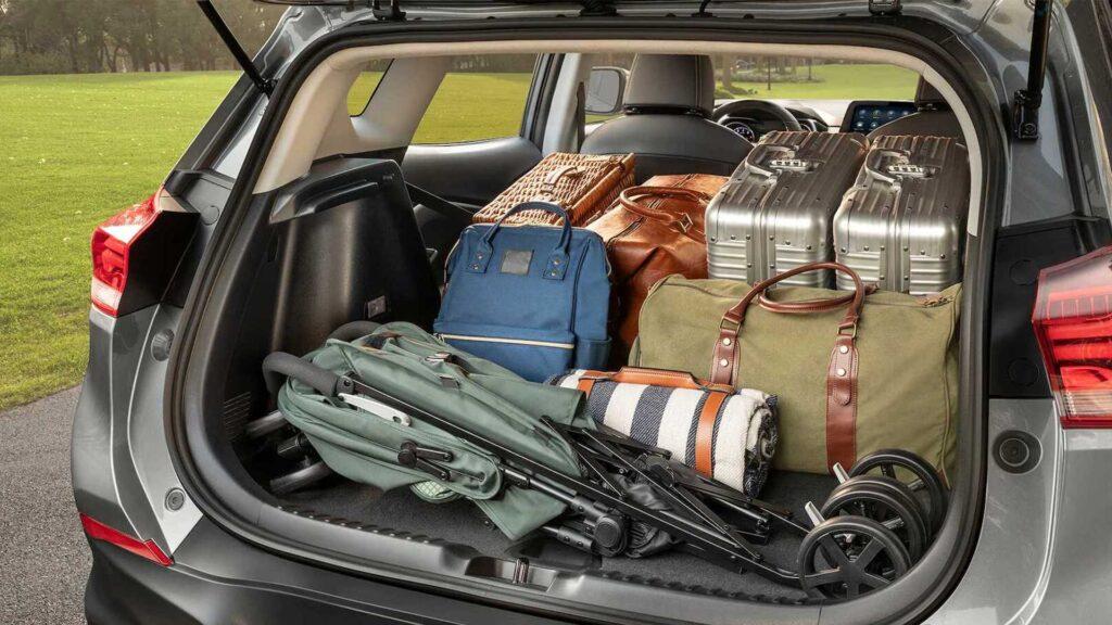 Porta-malas Chevrolet Tracker, entre os 10 carros para PCD mais buscados