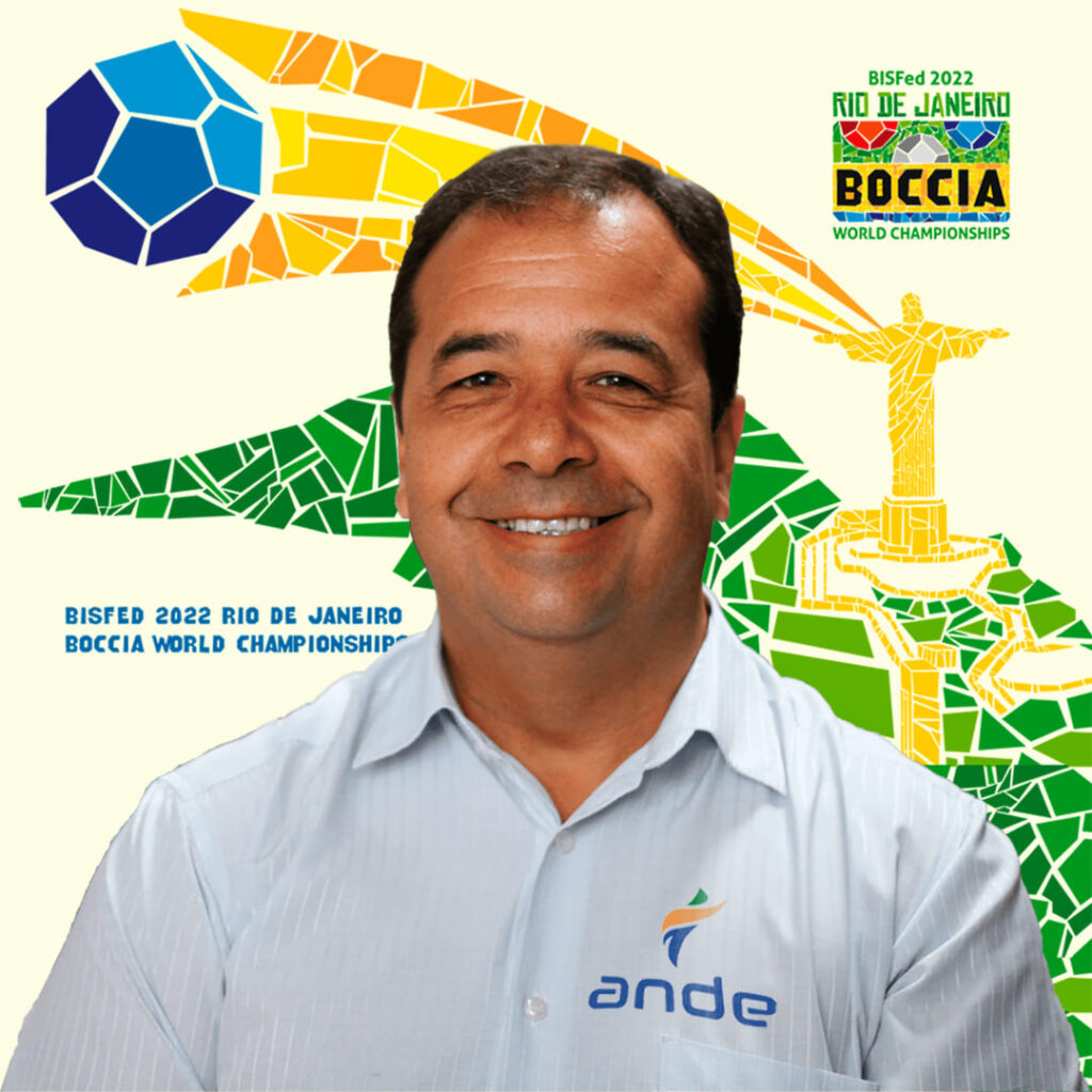 Artur Cruz, arte oficial BISFeed 2022, descritos na legenda.