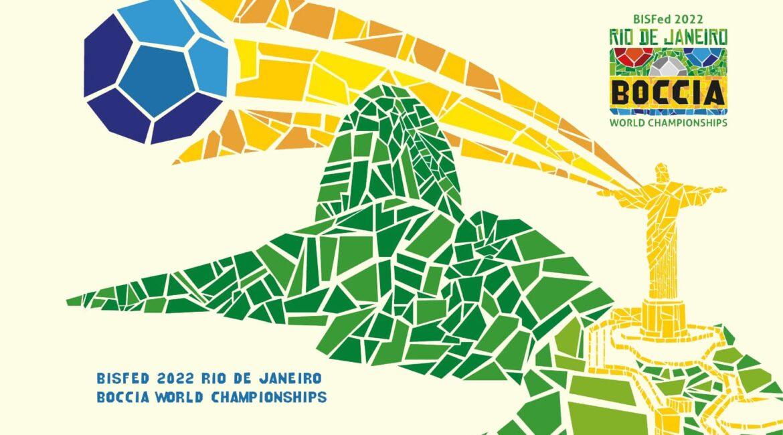BISFed 2022: Bocha Paralímpica Brasileira quer repetir sucesso no Rio