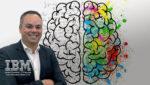 Luciano Faustinoni, CIO da IBM Brasil e a Neurodiversidade, com descrição na legenda.