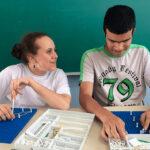 Multiplano: Matemática para cegos