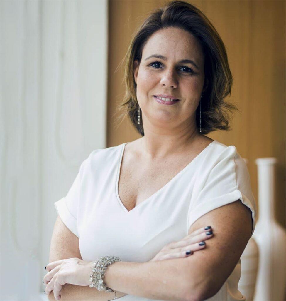 A advogada Diana Serpe, entrevistada sobre a Dispensa de máscara em voos para pessoas autistas.