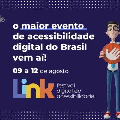 Hand Talk anuncia o Link 2021: Festival Digital de Acessibilidade