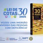 Livro 30 Vozes: Uma imersão no universo das pessoas com deficiência