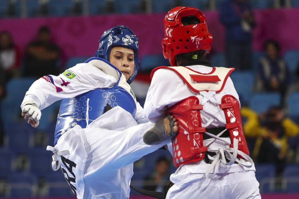 Parataekwondo Leylianne Samara foto Daniel Zappe Exemplus CPB