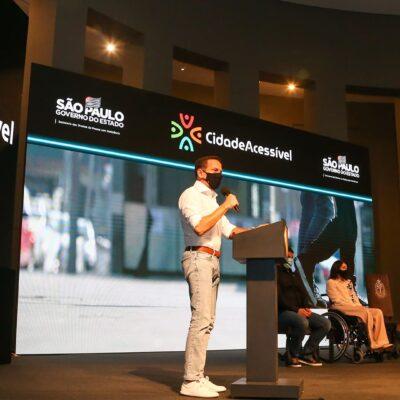 Programa Cidade Acessível: Governo de SP promete mais inclusão e acessibilidade