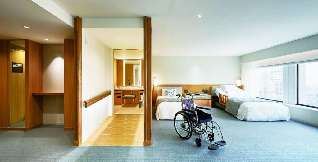 Accessible Tourism Tokyo hoteis com quartos acessiveis em Toquio Jornalista Inclusivo