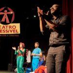Escola de Gente realiza Oficina de Teatro Acessível nessa sexta (22)
